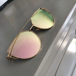 Trendy sunglasses (worn once!)